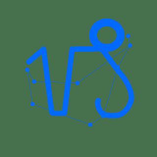 手绘-十二星座星轨贴纸SVG-摩羯座