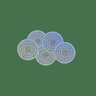中国风-皮影戏元素-云