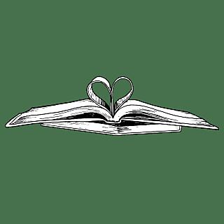 手绘-学习用品图书素描贴纸-SVG5
