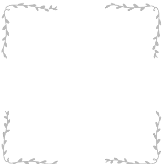 手绘-简笔画边框-藤蔓