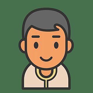 icon-人物头像元素-男人