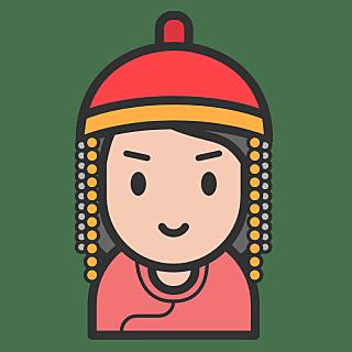 icon-人物头像元素