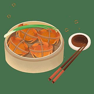手绘-传统/新式节日主题-中秋节