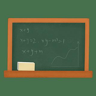 手绘插画-教师节氛围元素5