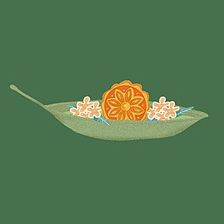 手绘-第三季度节日主题-中秋节