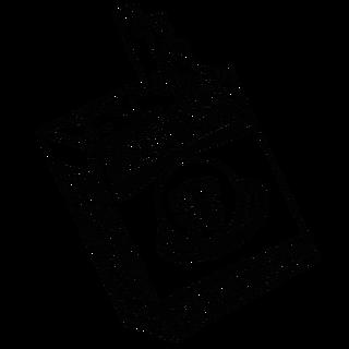 复古黑色素描-民国生活广告