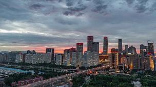 T/L WS HA RL PAN北京中央商务区(日夜配对)