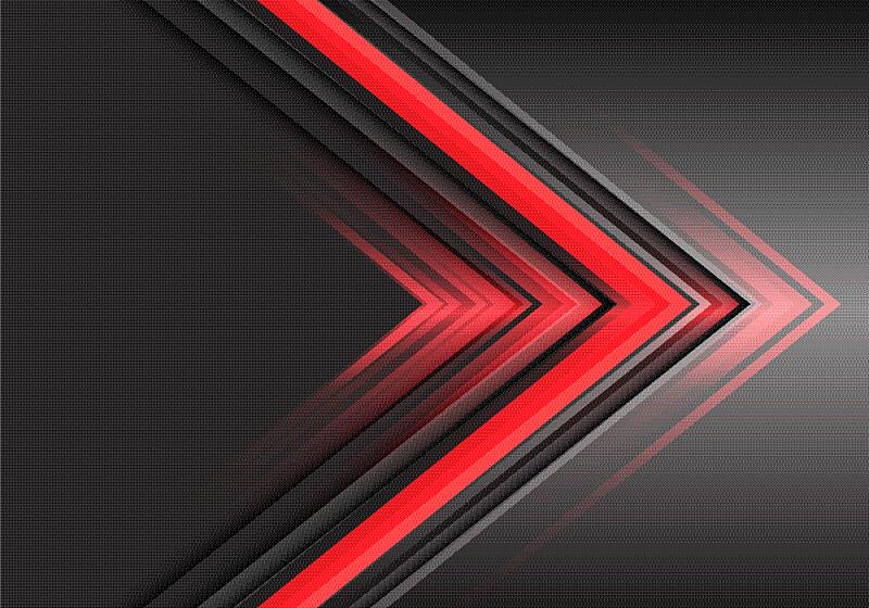 红色,光,抽象,方向,能源,箭头符号,银色,商务,几何形状,行动