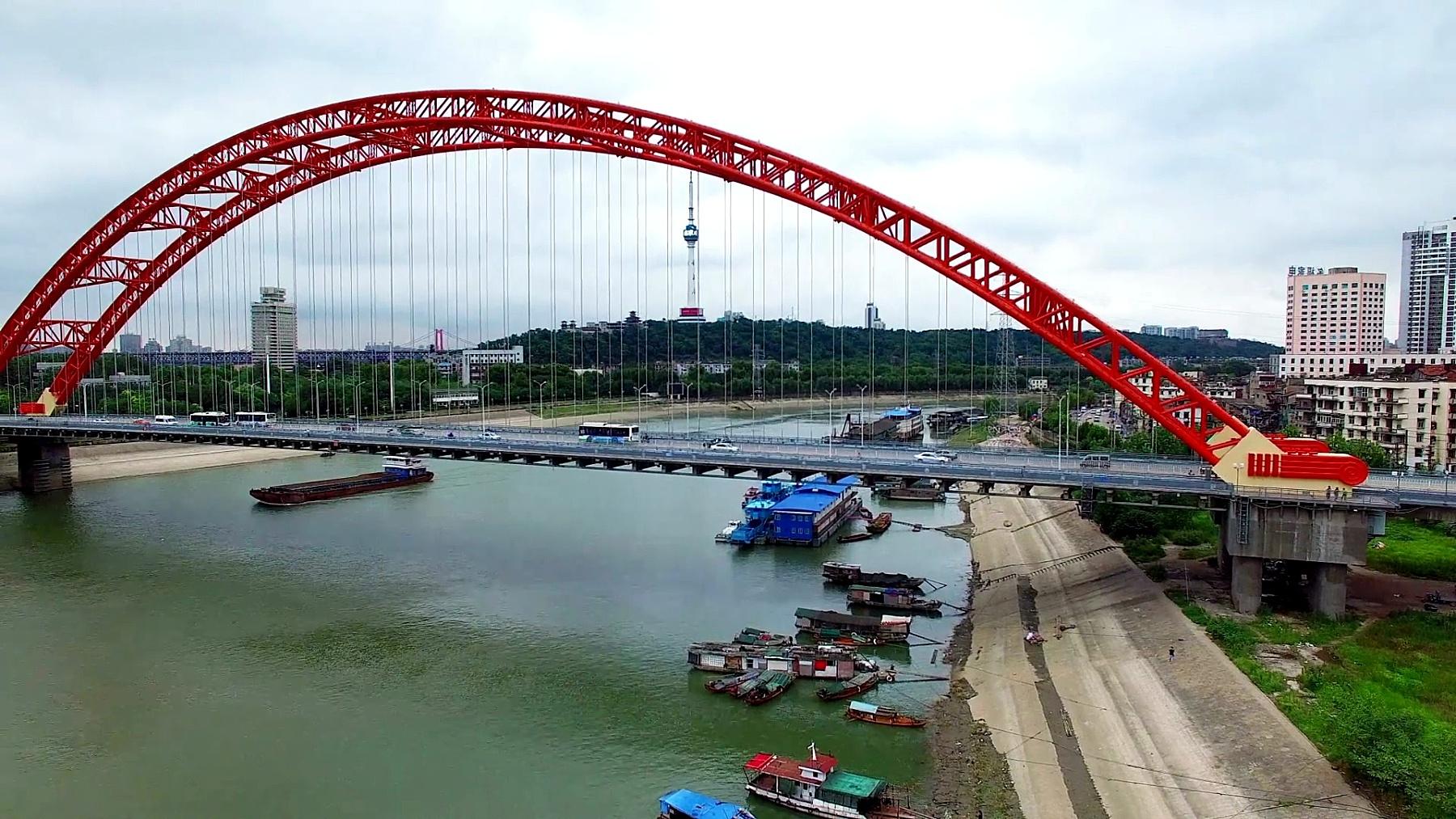 湖北武汉市青川桥