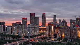 T/L MS HA PAN北京城市景观(日夜配对)
