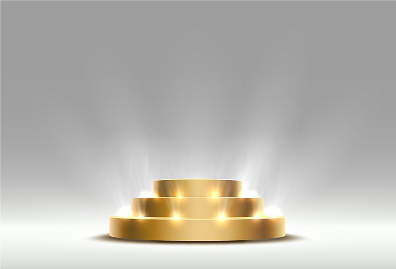 舞台,指挥台,景象,颁奖典礼,三维图形,底座,商务,事件,庆祝