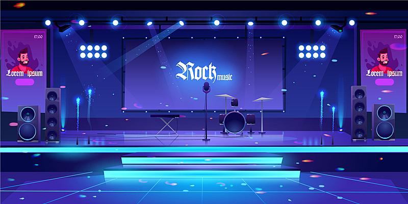 设备用品,岩石,舞台,乐器,活力,事件,乐队,技术,传统节日,动物
