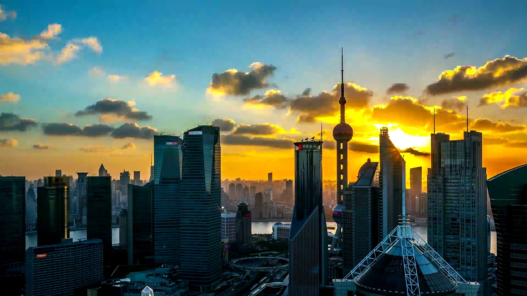 中国上海世界金融区(上)