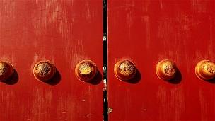 中国古董门