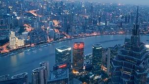 上海航空全景