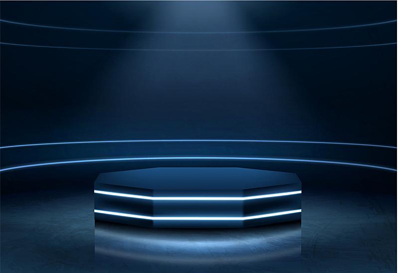 指挥台,时装表演会,舞台,事件,暗色,平视角,底座,夜总会,写实,照亮