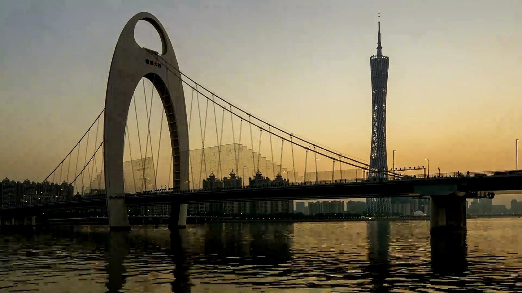 延时 广州亮点
