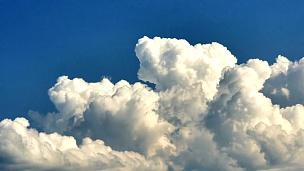 天空云延时摄影