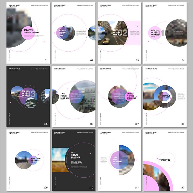 圆形,小册子,极简构图,化学元素周期表,形状,几何形状,式样,旅行,旅游