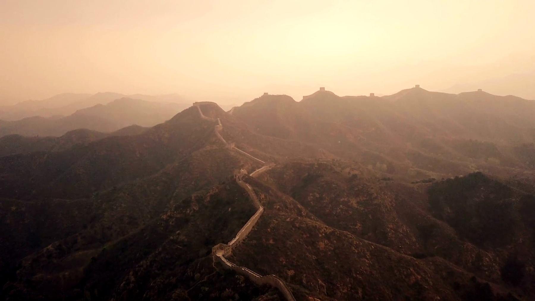 中国长城航空视频