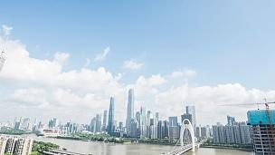 T/L ZO广州天际线