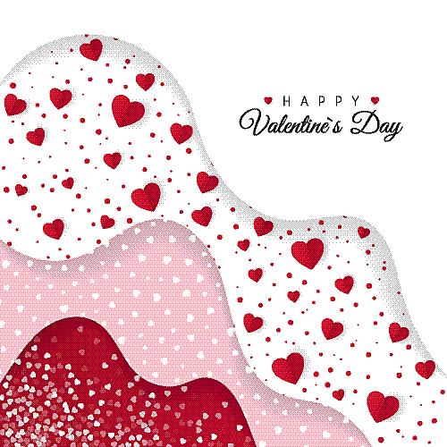 情人节,红色,多层效果,幸福,贺卡,华丽的,折纸工艺,请柬,问候,爱