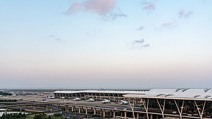 延时浦东国际机场/中国上海