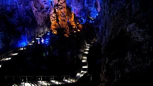 联合国教科文组织世界遗产武隆喀斯特芙蓉洞
