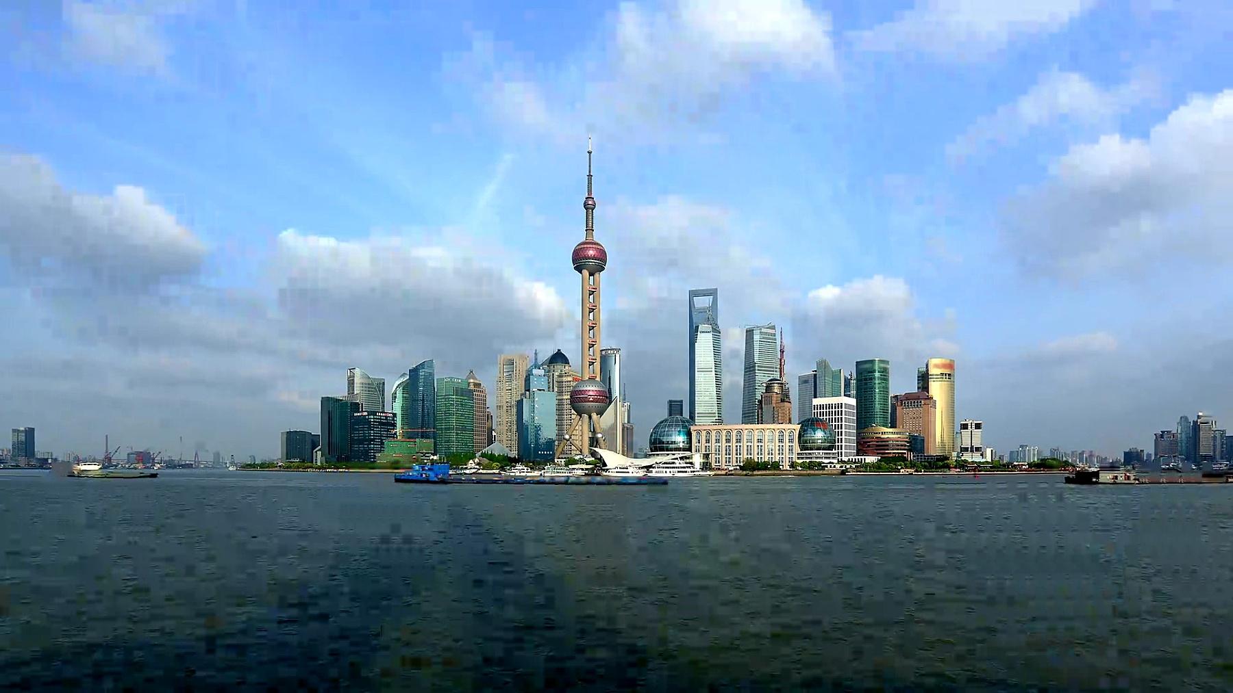 上海,延时