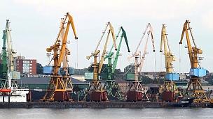 港口作业起重机