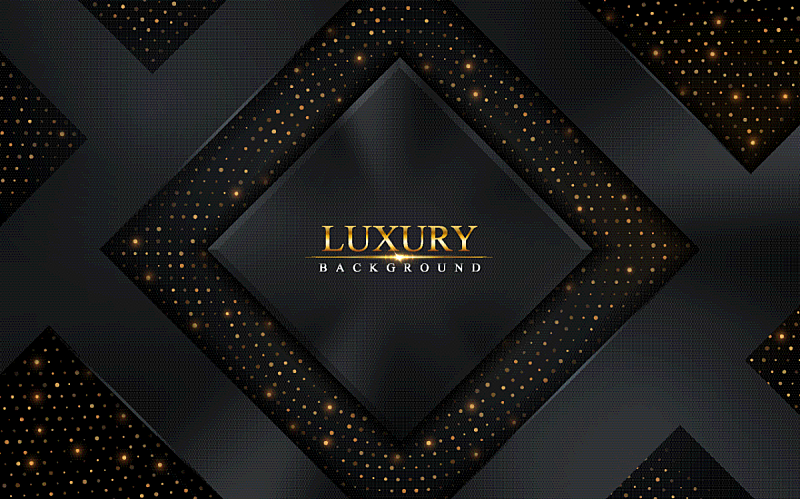 luxury dark abstract background combine with