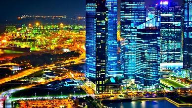 新加坡商业区