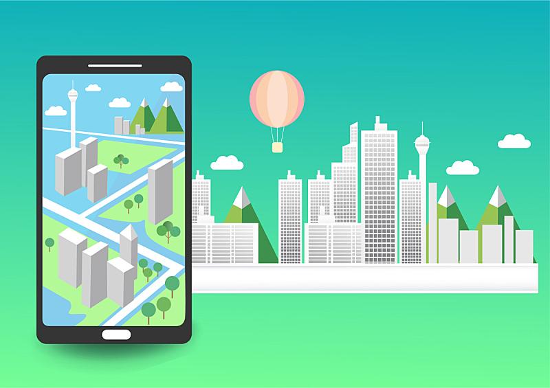 方向,技术,老色迷,围棋,手机,智慧,城市,地形,旅行,旅游