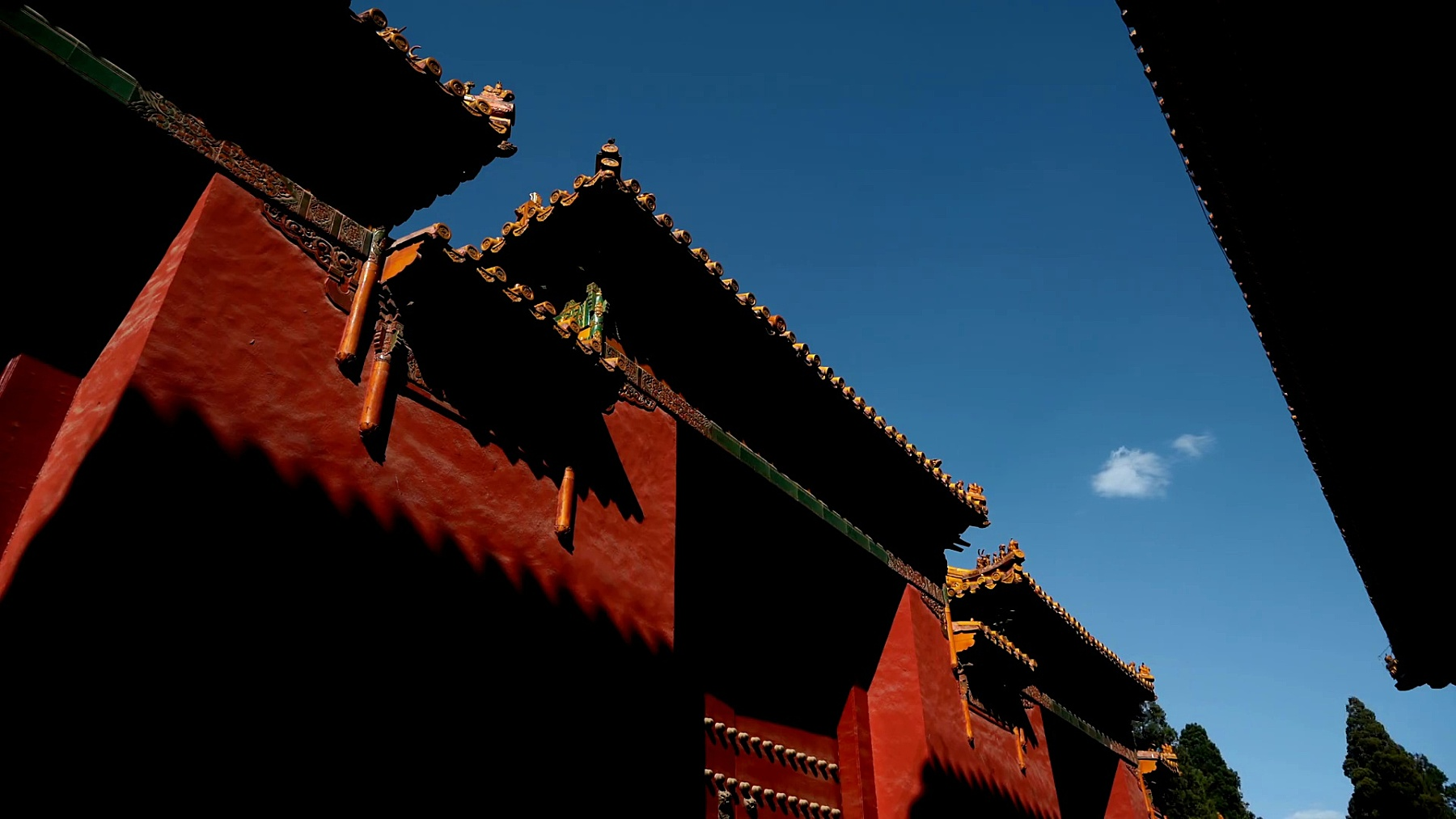 中国北京紫禁城