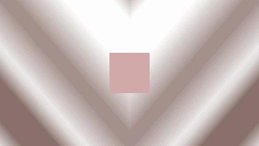 片头片尾横版视频LOGO时尚线框