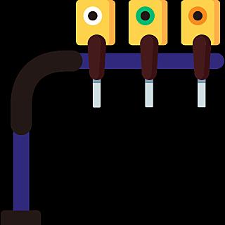 扁平套系素材-道具
